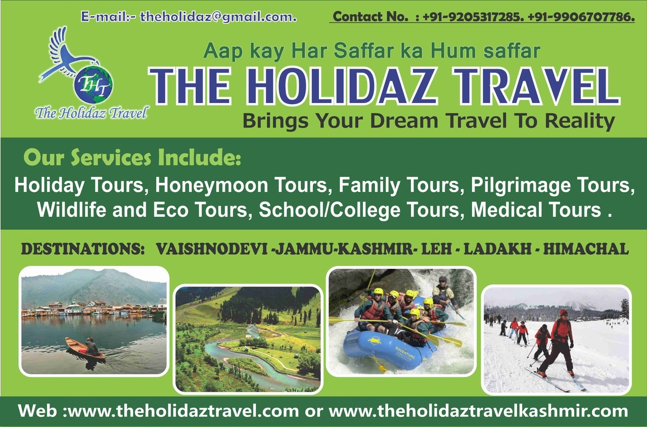 Best Kashmir Winter Holiday Packages