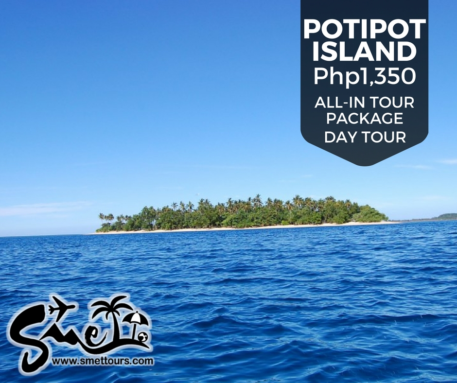 Potipot Island Tour Package